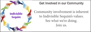 community involvement button